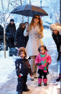 Les folles exigences de stars pour leurs nounous : Mariah Carey
