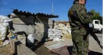 Des dizaines de séparatistes prorusses  tués à Donetsk