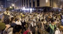 Les manifestants hongkongais ne désarment pas