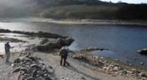 Un village disparu depuis 80 ans refait  surface après une sécheresse record