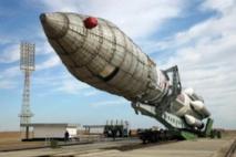 La Russie a lancé la fusée Proton-M