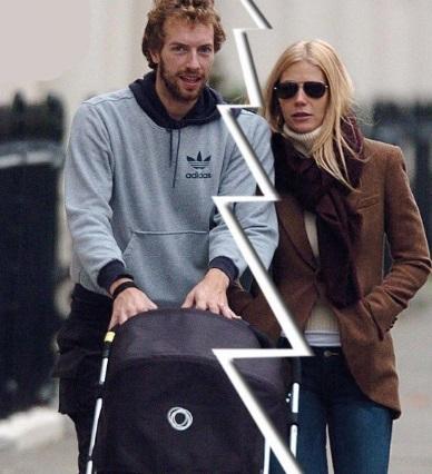 Les folles exigences de stars pour leurs nounous : Gwyneth Paltrow et Chris Martin