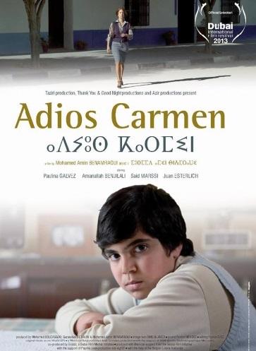 """Adios Carmen"" remporte le premier prix du Festival du film arabe de Malmo"