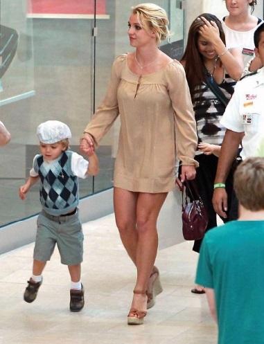 Les folles exigences de stars pour leurs nounous : Britney Spears