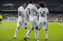 Réglage optimal pour un Real Madrid à Vitesse V2