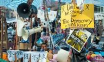 Feu vert au dialogue à Hong Kong