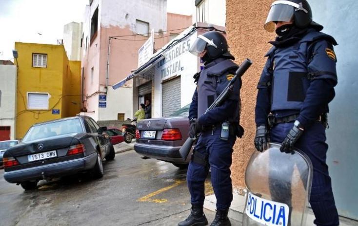 Un policier espagnol poignardé par un Marocain à Mellilia