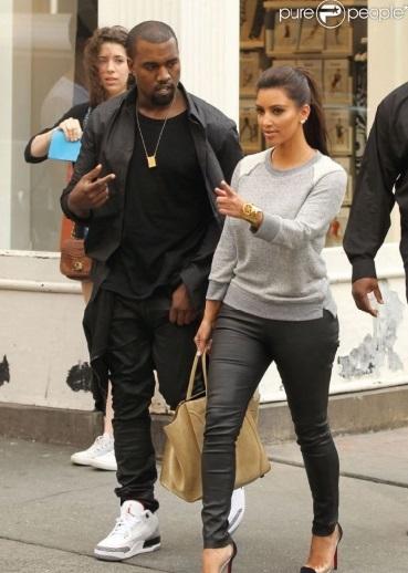 Les folles exigences de stars pour leurs nounous : Kim et Kanye West