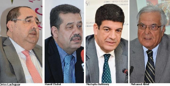 Mémorandum des partis de l'opposition au sujet  du projet de loi organique sur les collectivités locales