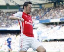 Forfait  de Mesut Özil