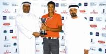 Ahmed Marjane s'adjuge l'étape de Dubaï