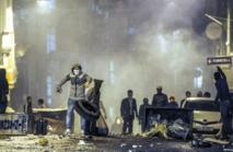 Nouveaux affrontements entre la police  et les manifestants kurdes