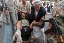 Au moins 43 morts dans  l'attentat anti-chiite de Sanaa