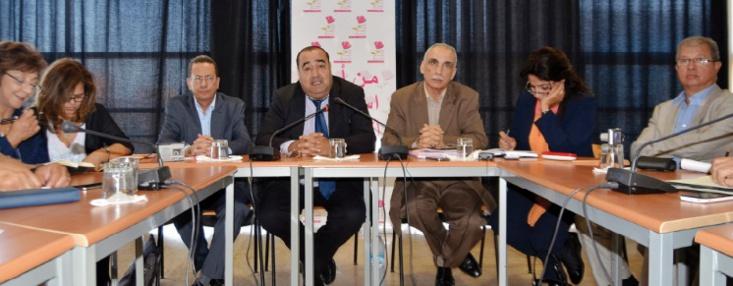 Driss Lachguar : Le prétendu dialogue engagé  par le gouvernement actuel est pire que ceux qu'ont connus les années de plomb