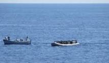 L'UE  se charge  du contrôle et du secours des migrants en Méditerranée