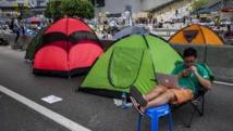 Les étudiants de Hong Kong refusent de battre en retraite