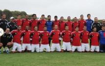 L'équipe nationale des  locaux affronte dimanche la Mauritanie à Casablanca