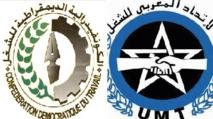 L'UMT et la CDT appellent à la reprise du dialogue social