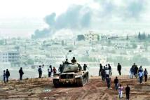 L'EI fait appel à des renforts pour vaincre la résistance de Kobané
