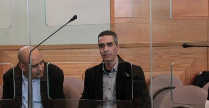 Confirmation des charges à l'encontre  de Karbal Dandouni