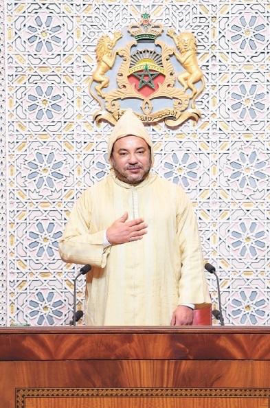 S.M le Roi : L'année législative en cours est une année décisive dans le processus politique de notre pays