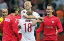 La National Mannschaft doublée par la Pologne