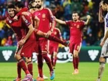 L'Espagne se reprend et l'Angleterre confirme