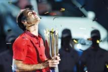 81ème titre pour Roger Federer