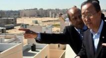 Ban Ki-moon condamne la colonisation israélienne