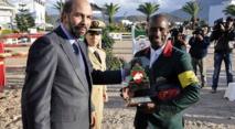 Ouaddar remporte le Grand Prix  SAR le Prince Héritier Moulay El Hassan