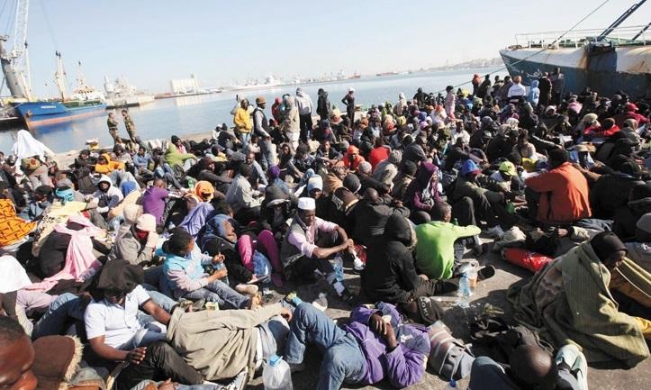 Un numéro d'urgence pour contrer le drame des boat-people en Méditerranée