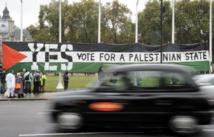 Le Parlement britannique  reconnaît l' Etat palestinien