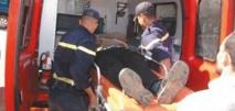 Deux morts dans un accident près  de Meknès