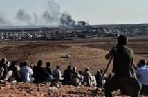 Les Kurdes résistent toujours à Kobané