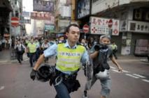 Le dialogue menacé  à Hong Kong