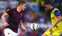 L'AS Rome aux trousses de la Juventus