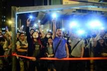 De nouveaux heurts à Hong Kong