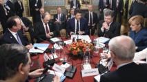 Porochenko annonce des accords avec Poutine sur le gaz et la frontière
