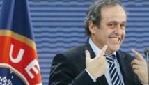 Michel Platini plaide pour  le report de la CAN 2015