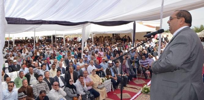 Driss Lachguar : Unanimité autour de la grève du 29 octobre pour protester contre la politique du gouvernement  de manière civilisée