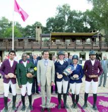 SAR le Prince Moulay Rachid préside la cérémonie de remise du GP Feue SAR la Princesse Lalla Amina