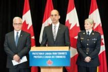 Le Canada relève son niveau d'alerte sur les risques d'attentat