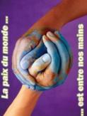 Edifier localement la paix mondiale