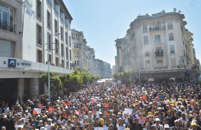 La classe ouvrière déterminée à participer en masse à la grève du 29 octobre