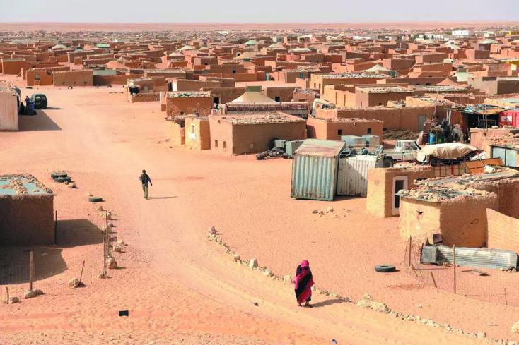 Alger envisage de fermer  le camp dit ''wilaya de Dakhla''