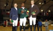 Ouaddar remporte le 5ème MRT de saut d'obstacles