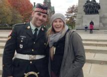 Une photo du soldat canadien tué  à Ottawa retweetée 23 000 fois