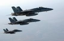 Nouvelles frappes de la coalition en Syrie et en Irak