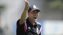 Zidane sanctionné en tant qu'entraîneur