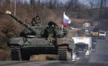 Moscou défie Kiev avec son soutien aux élections séparatistes en Ukraine